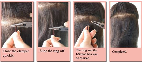 Advance nail technology gel nails acrylic nails fibreglass how to remove i strand hair extensions 2 pmusecretfo Images